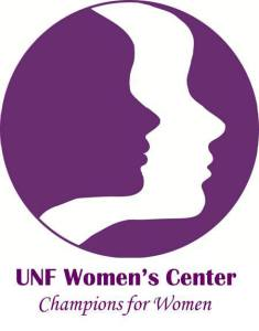 The UNF Women's Center put on the mock trial last night to promote awareness of domestic violence. Photo courtesy of UNF Women's Center's Facebook