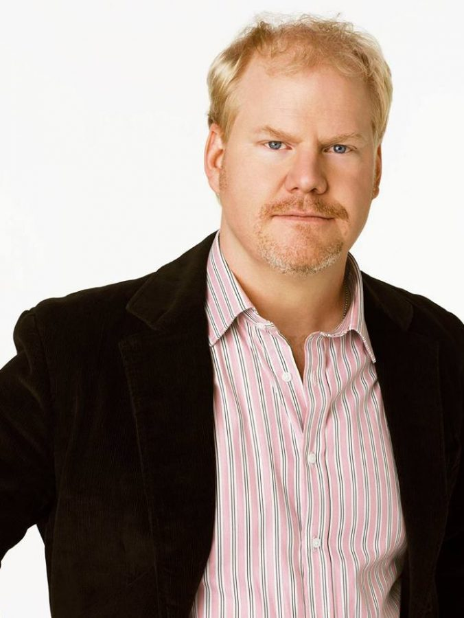Jim Gaffigan has comedy specials available on Netflix and will come to UNF Jan. 19.Photo courtesy Facebook