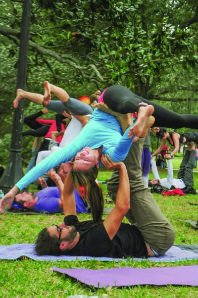 Acro yoga jacksonville fl