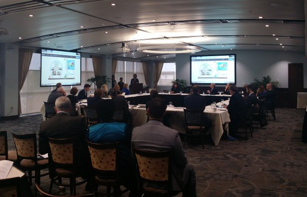 The BOT discussed state policy on performance-based funding and its relation to UNF. Photo by Christian Ayers