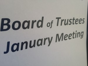 Board of Trustees members contend performance-based funding