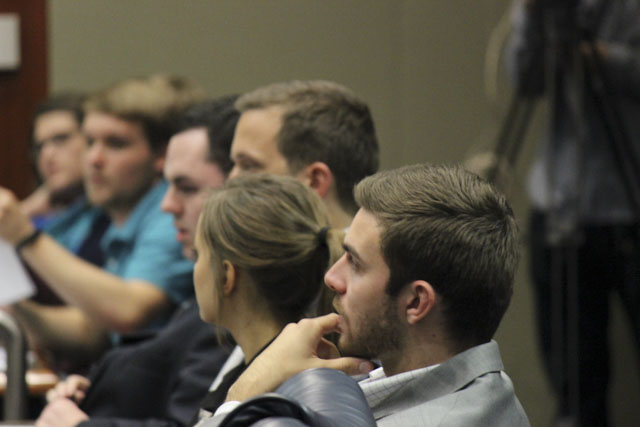 From students to Senate: Osprey Voice survey represents student opinions