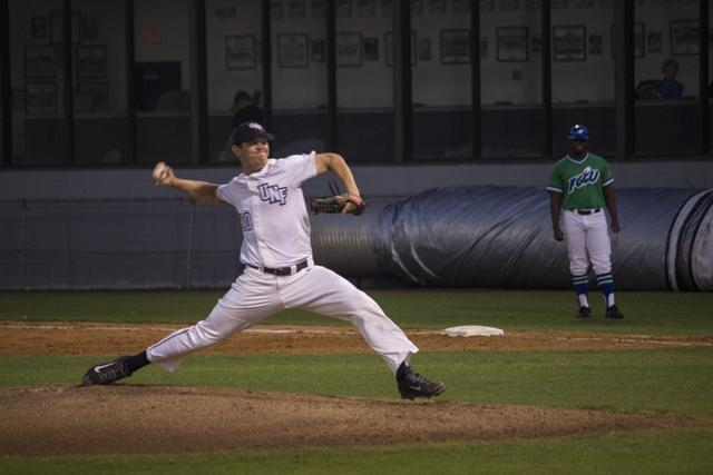 UNF baseball loses 2-1 to FGCU in Atlantic Sun opener