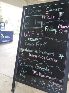 Google among 90+ employers to participate in UNF Career Fair