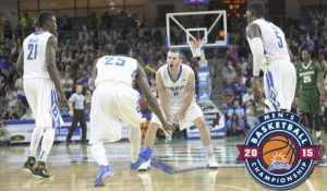 Florida Gulf Coast University took the victory against Jacksonville University at Alico Arena. Photo courtesy A Sun Website