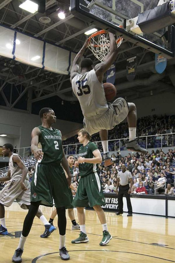 The Ospreys rise to the occasion -- next stop, A-Sun Quarterfinals