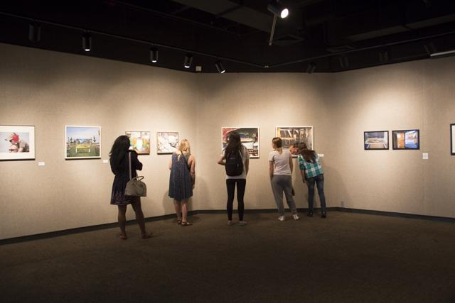 American leisure through a camera lens: new exhibit at the UNF Gallery of Art