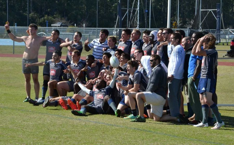 The Deadbirds took home their second-straight South Cup Saturday.  Photo by UNF Spinnaker
