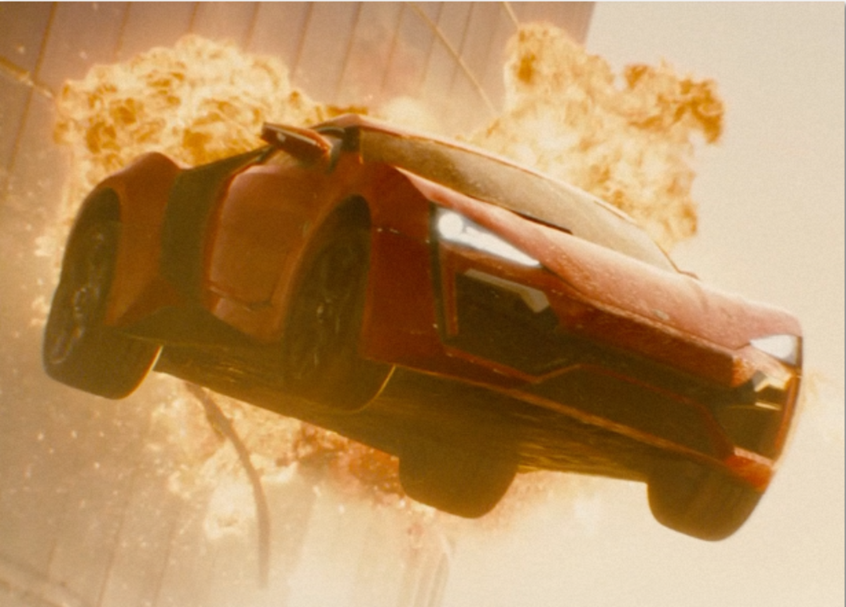 Furious 7: A big dumb action movie with heart