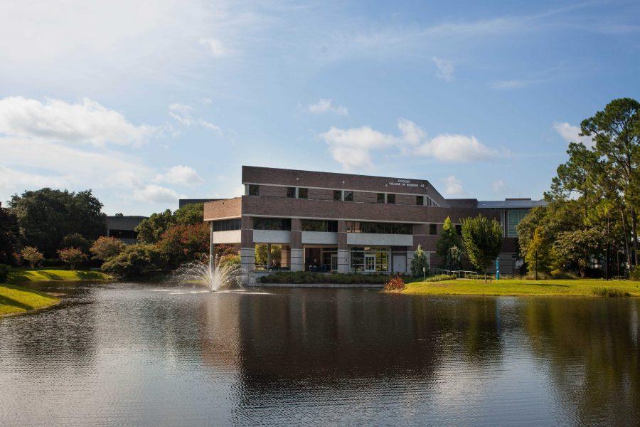 Coggin College of Business. Photo by  Alexis Molinaro.