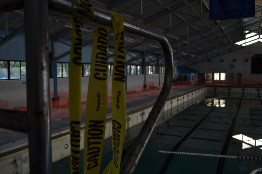 The closing of the pool was due to a complex array of issues with maintenance and funding being only a portion of the larger problem.Photo by Jordan Ferrell