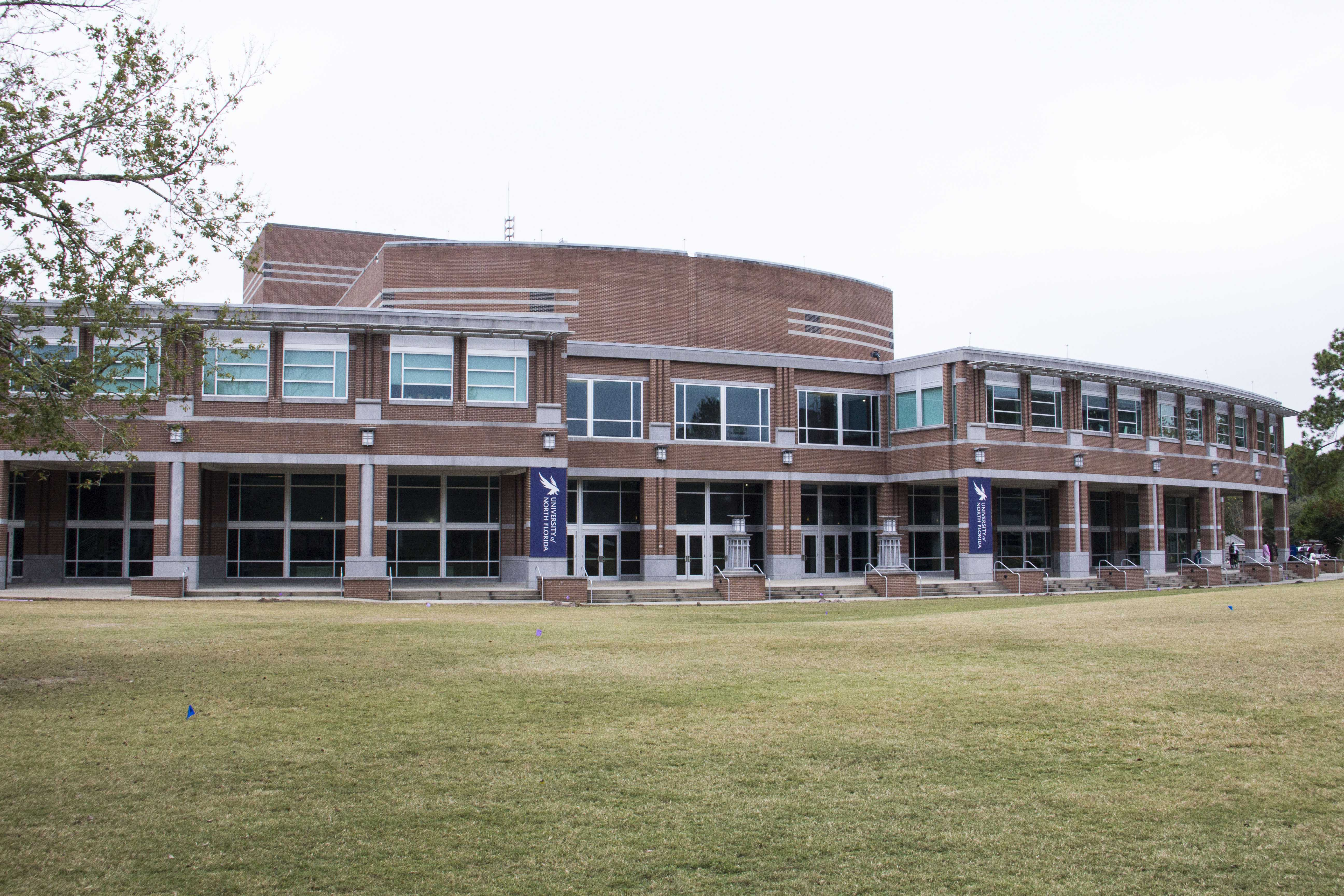 Police Beat: Man receives CPR in front of the Fine Arts Center and later dies in hospital