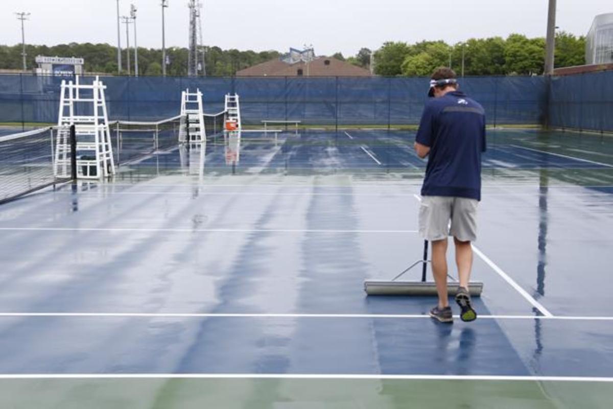 UNF Men's Tennis beats Kennesaw State 4-0