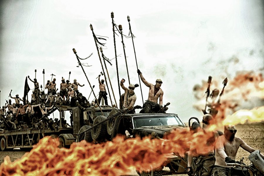 Mad Max: Fury Road is the best film of the summer