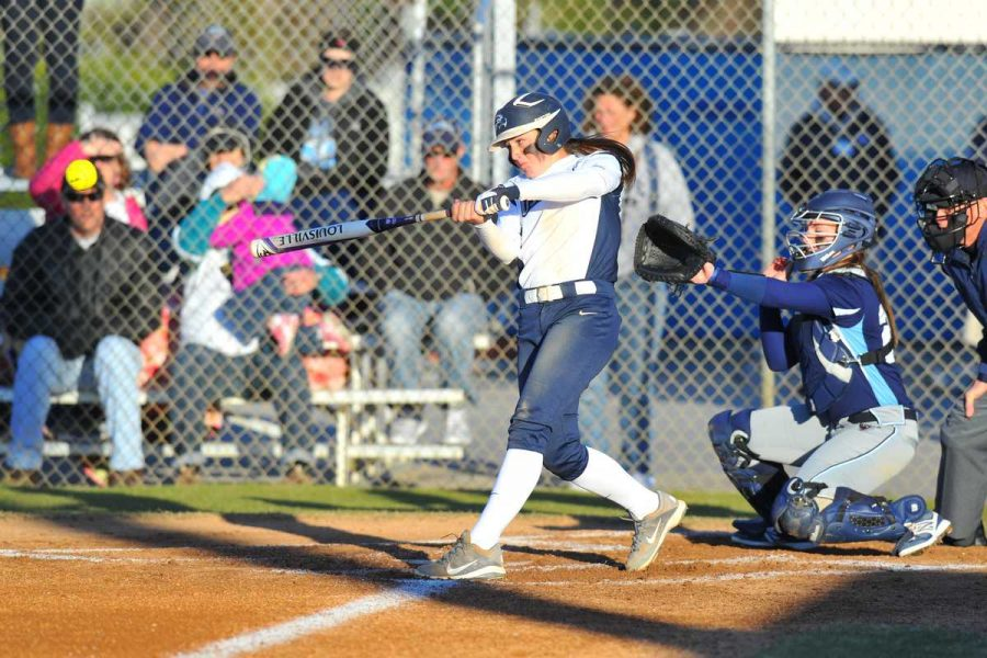 UNF senior Kelly Wilson brought her college career to a close with 33 stolen bases for the season.Photo courtesy SE Sports Media/UNF Photos