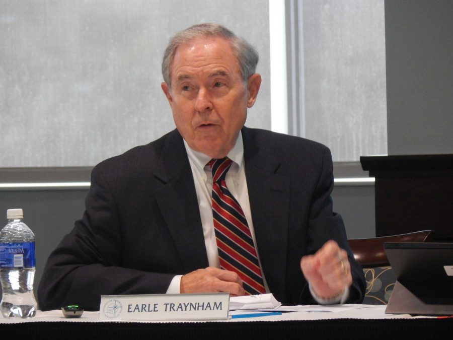 UNF Provost, Earle Traynham, will retire from his position next summer