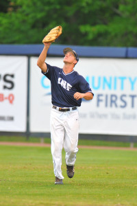 The UNF outfielder bats and throws left-handed and had a .422 batting average for the 2015 season.Photo courtesy SE Sports Media
