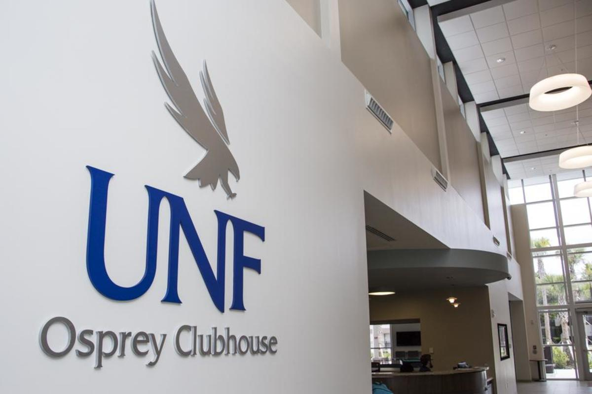 There was some confusion about the location for the UNF Foundation Board Meeting on May 27, 2015, which ended up taking place at the Osprey Clubhouse on campus.