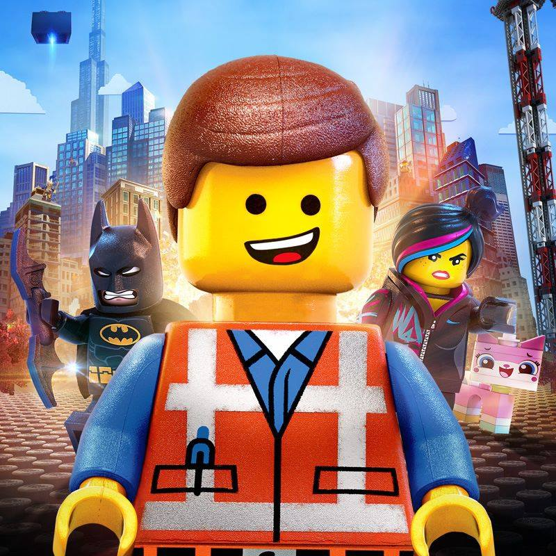 Protagonist Emmet in The Lego Movie.Photo courtesy Facebook