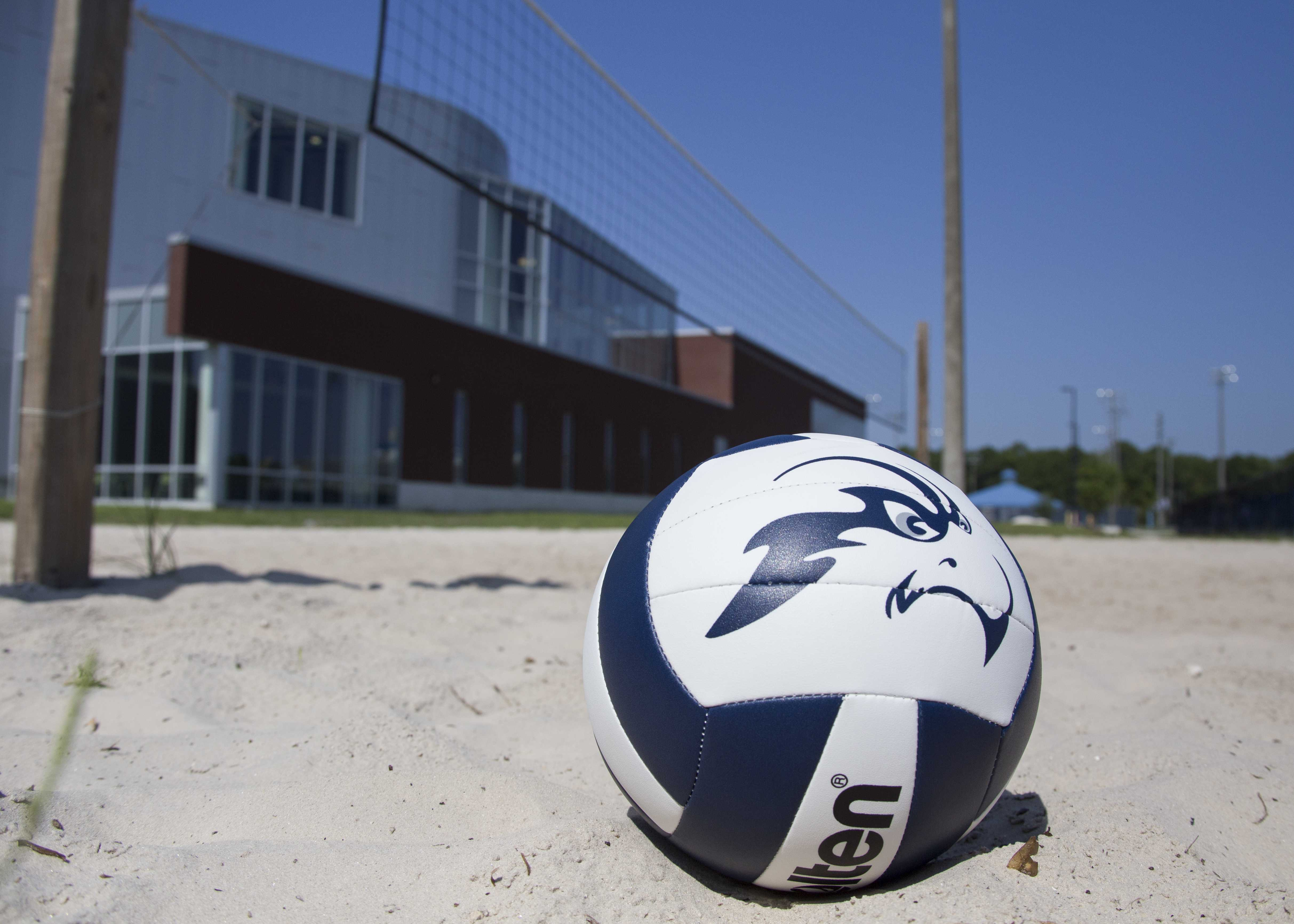 Beach Volleyball Team Looks to Add Facilities