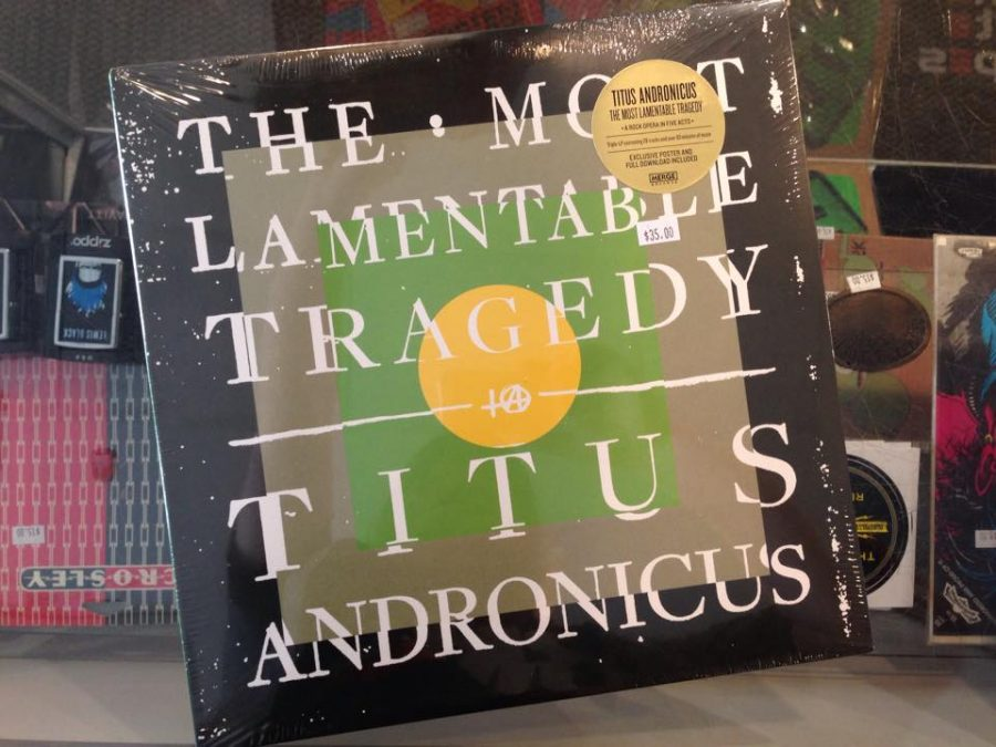 Titus Andronicus invents punk opera with The Most Lamentable Tragedy