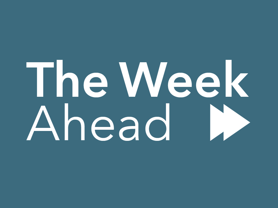 The Week Ahead: July 13