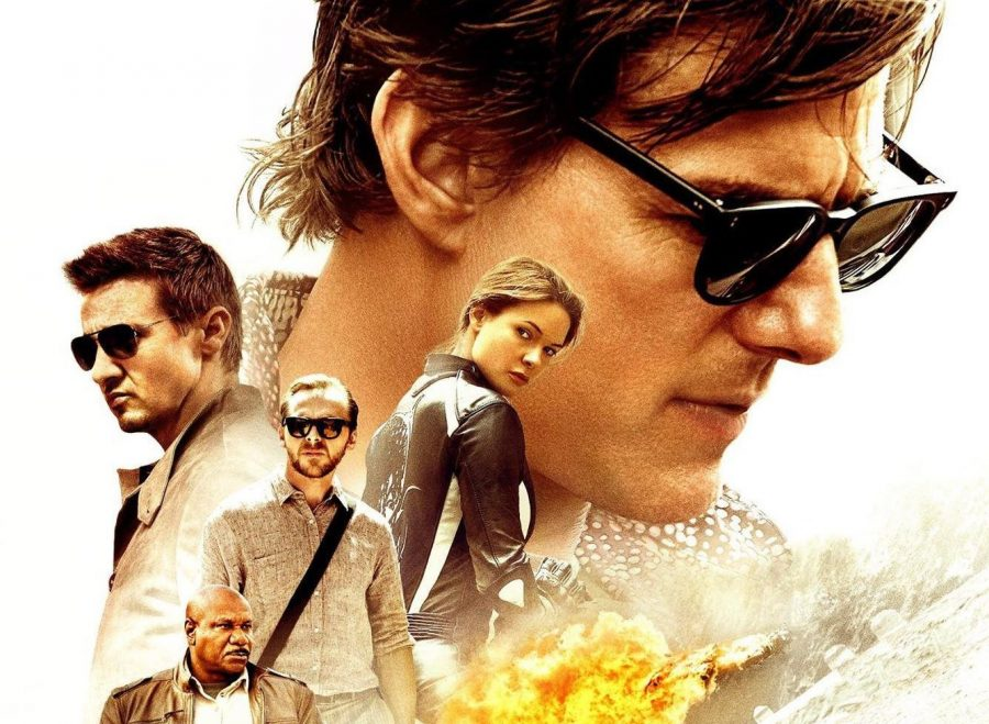 Now Playing: 'Mission: Impossible' gets better with age in 'Rogue Nation'