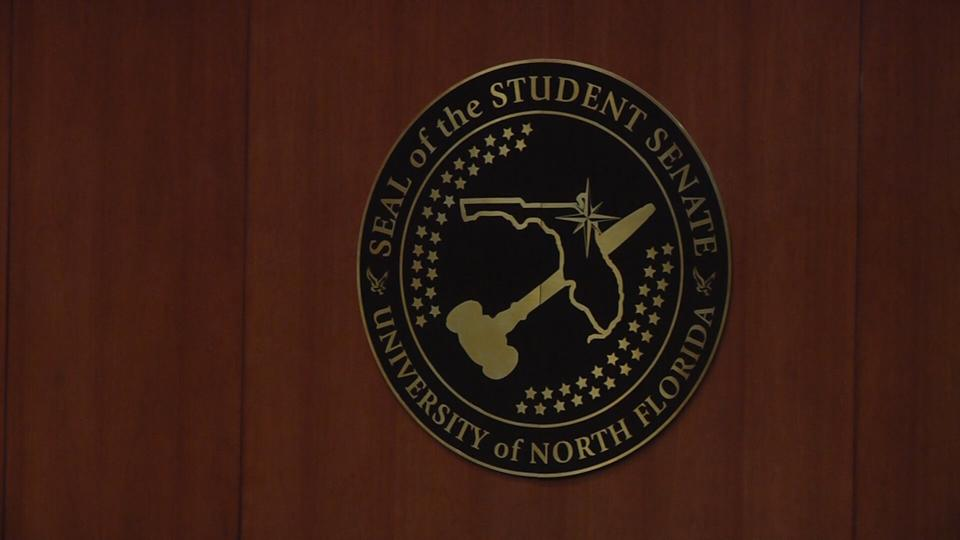 The Student Senate Seal  <i>Photo by Spinnaker Media</i>