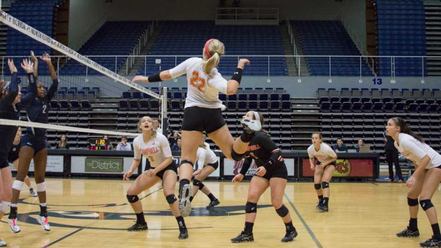 Campbell has lost 3 of their last 4 matches.   Photo by Michael Herrera