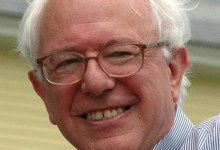 U.S. Senator Bernie Sanders, came second in the polls to Clinton. Photo courtesy of Facebook.