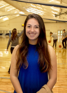 Hailey Guerra, president of Student Government. Photo by Michael Herrera