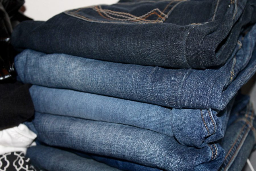 Spinnaker Style: It's in the jeans