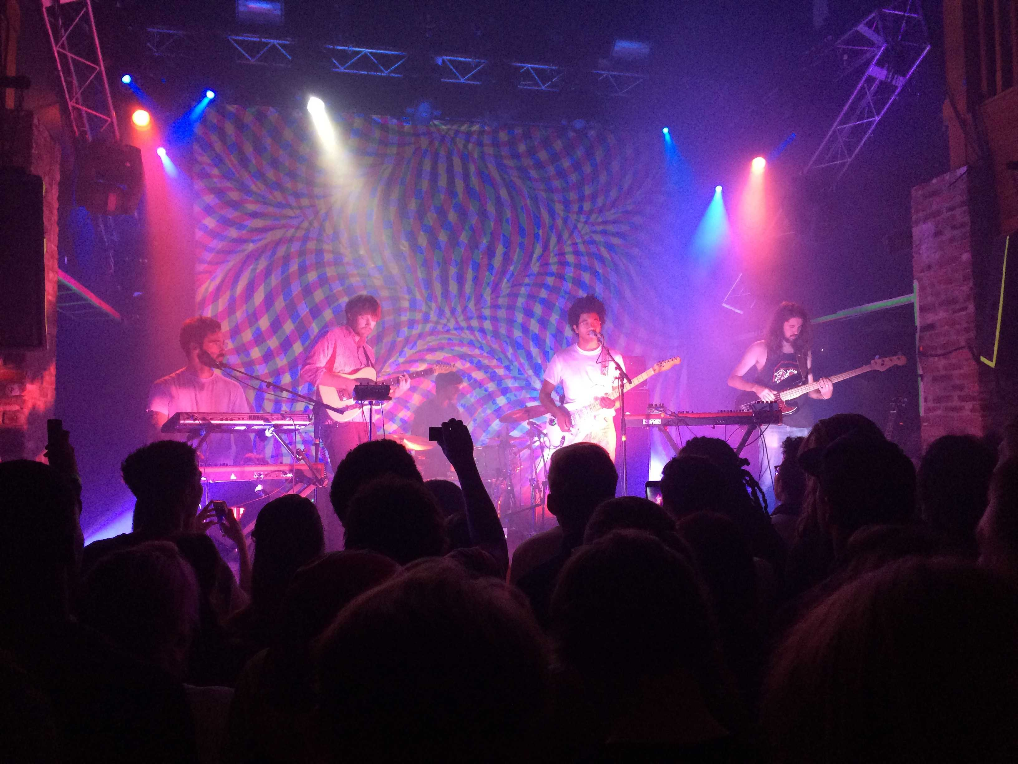 Toro y Moi sets the groove for an interstellar disco at Freebird Live
