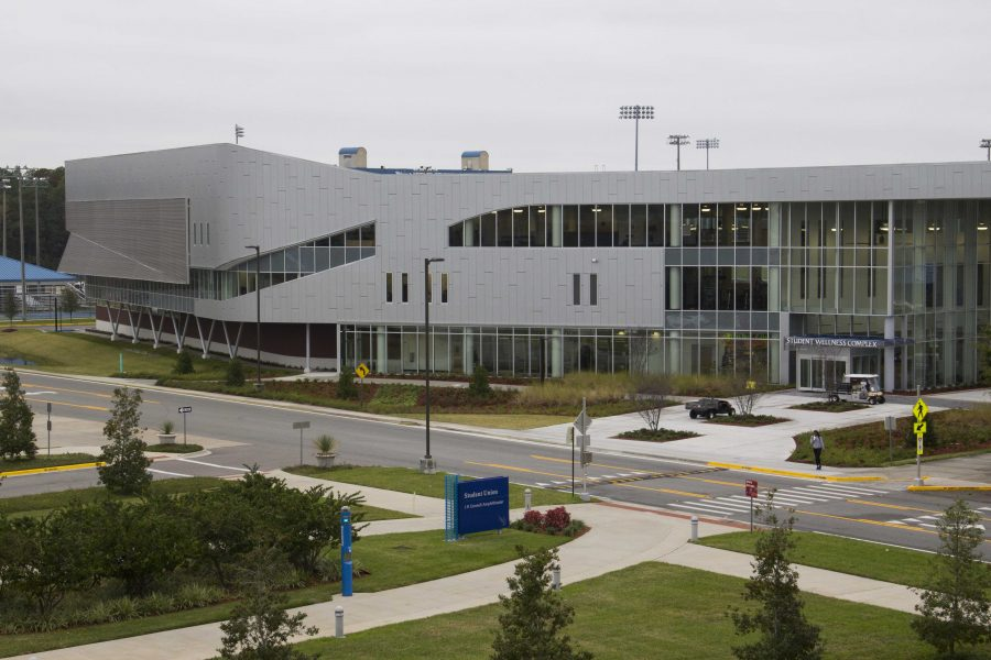 UNF spring alumni can use the Wellness Center until May 31