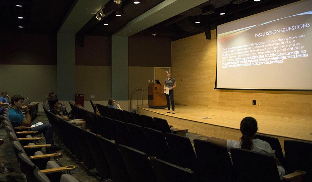Healthy Osprey hosted another installment of their Every Mind Matters series Monday night. Photo by Kimberly Appleby