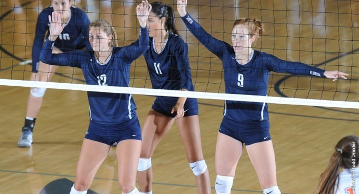 UNF snapped a four-game losing streak, defeating Stetson 3-2.   <i>Photo courtesy of UNF Athletics.</i>