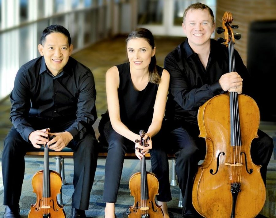 UNF's resident string ensemble performs at Recital Hall