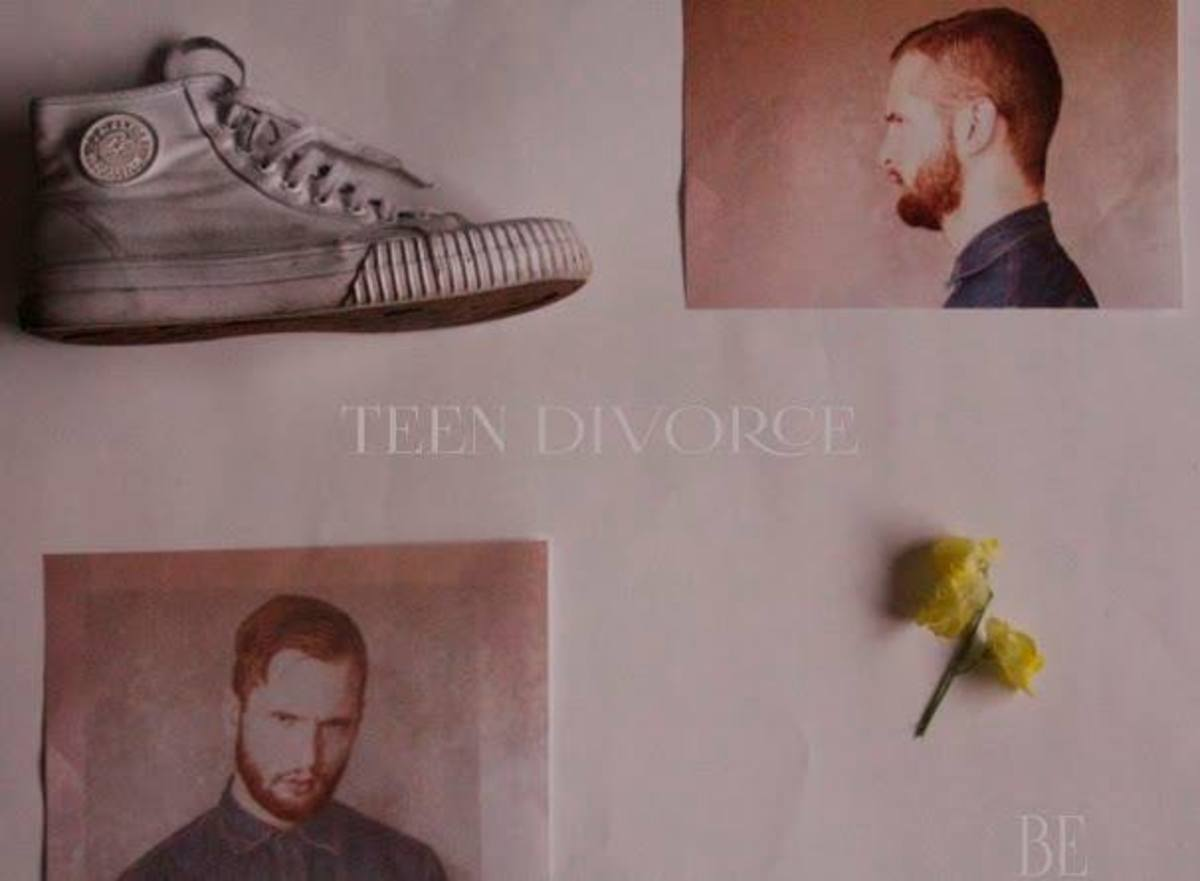 """The members of Teen Divorce, besides Saunders, all quit in the same week for various reasons. Through persistence and diligence, """"Be"""" is recorded and ready to be put out. Photo by Rachel Cazares"""