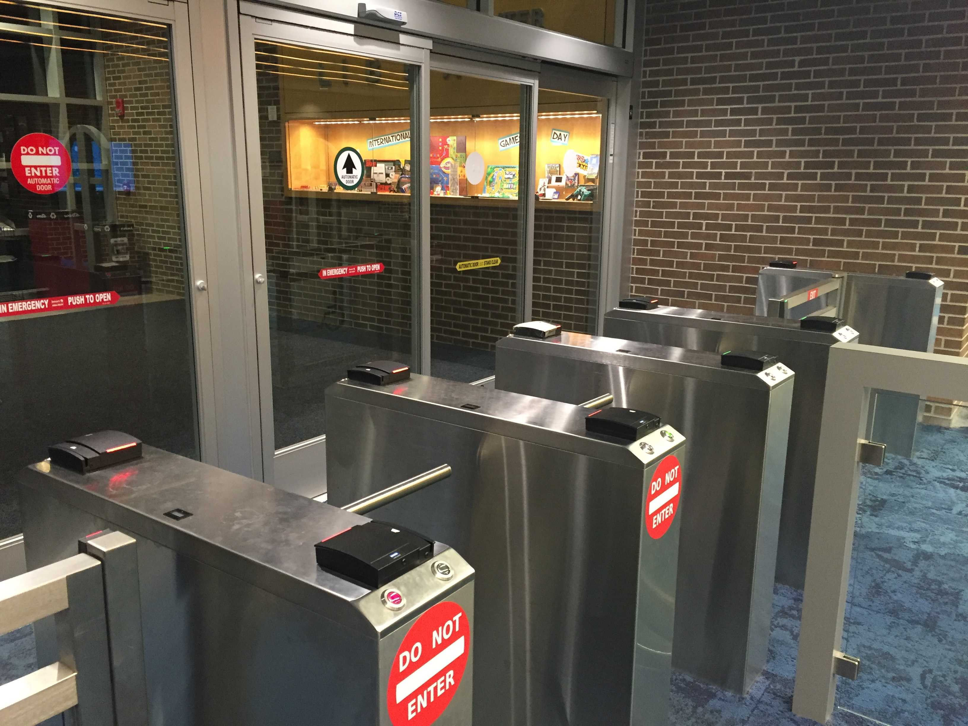 Unf Library Implements Turnstile System To Enhance Campus Safety