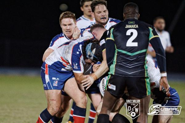 The USARL Hawks are currently ranked 10 in the world, according to the Rugby League International Federation.   Photo by Davey Wilson