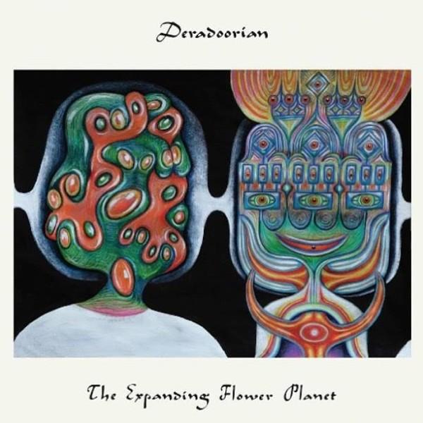 The Expanding Flower Planet [via Deradoorian on Facebook]