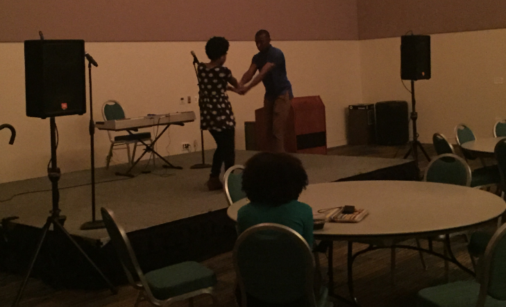 African Student Association open mic night showcases talent and diversity