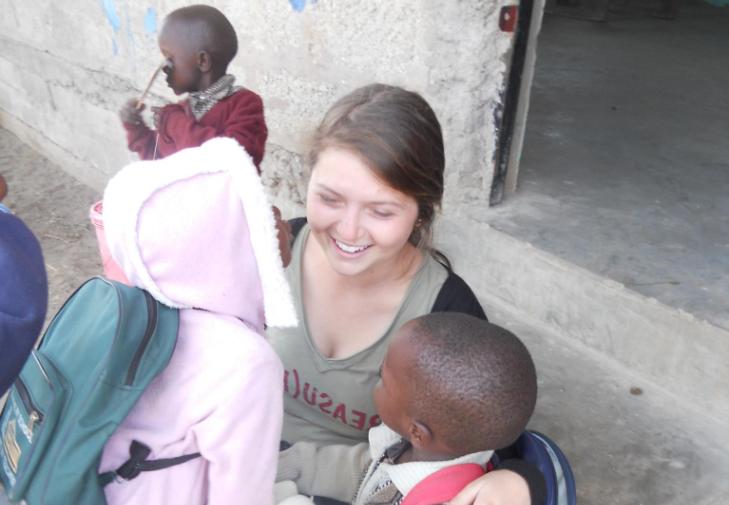 Meet Sarah Rosen, a winner of the 2016 UNF Caring Award