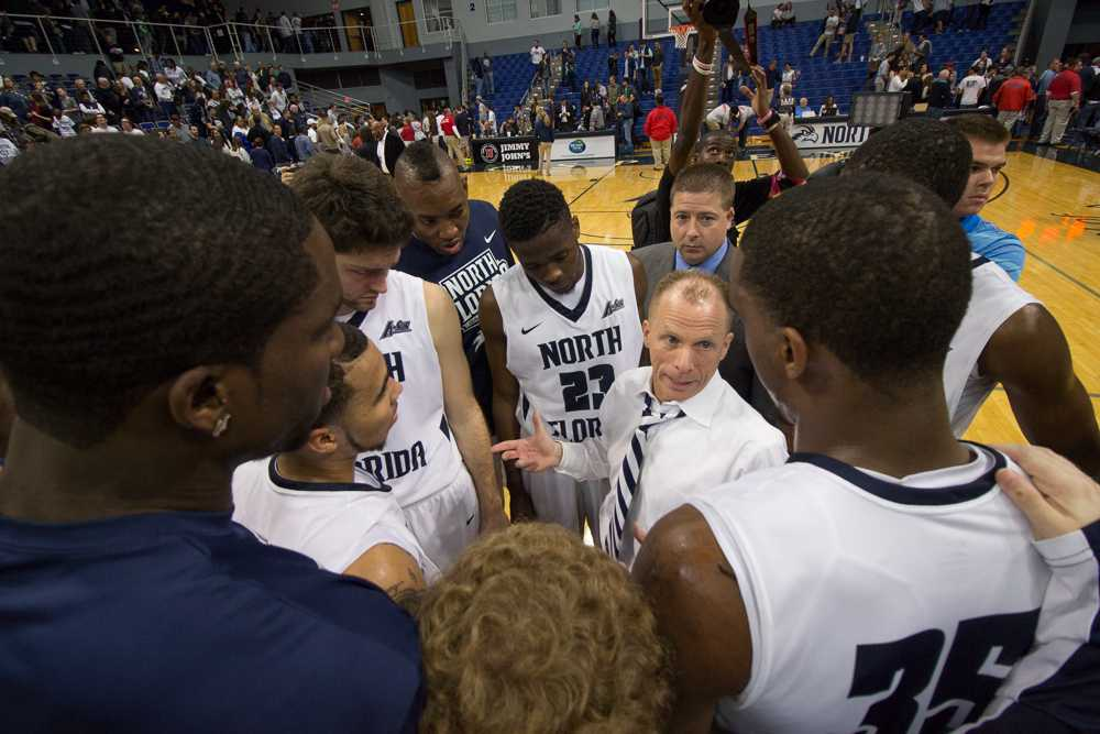 North Florida men's basketball drop ASUN road opener