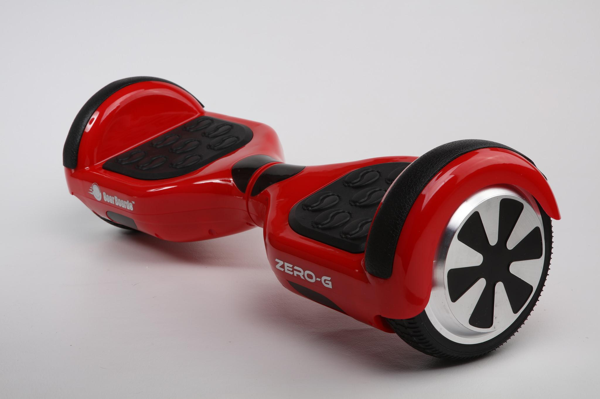 More formal names of the hoverboard include Zero G Hands Free Segway and 2 Wheel Self Balancing Scooter.