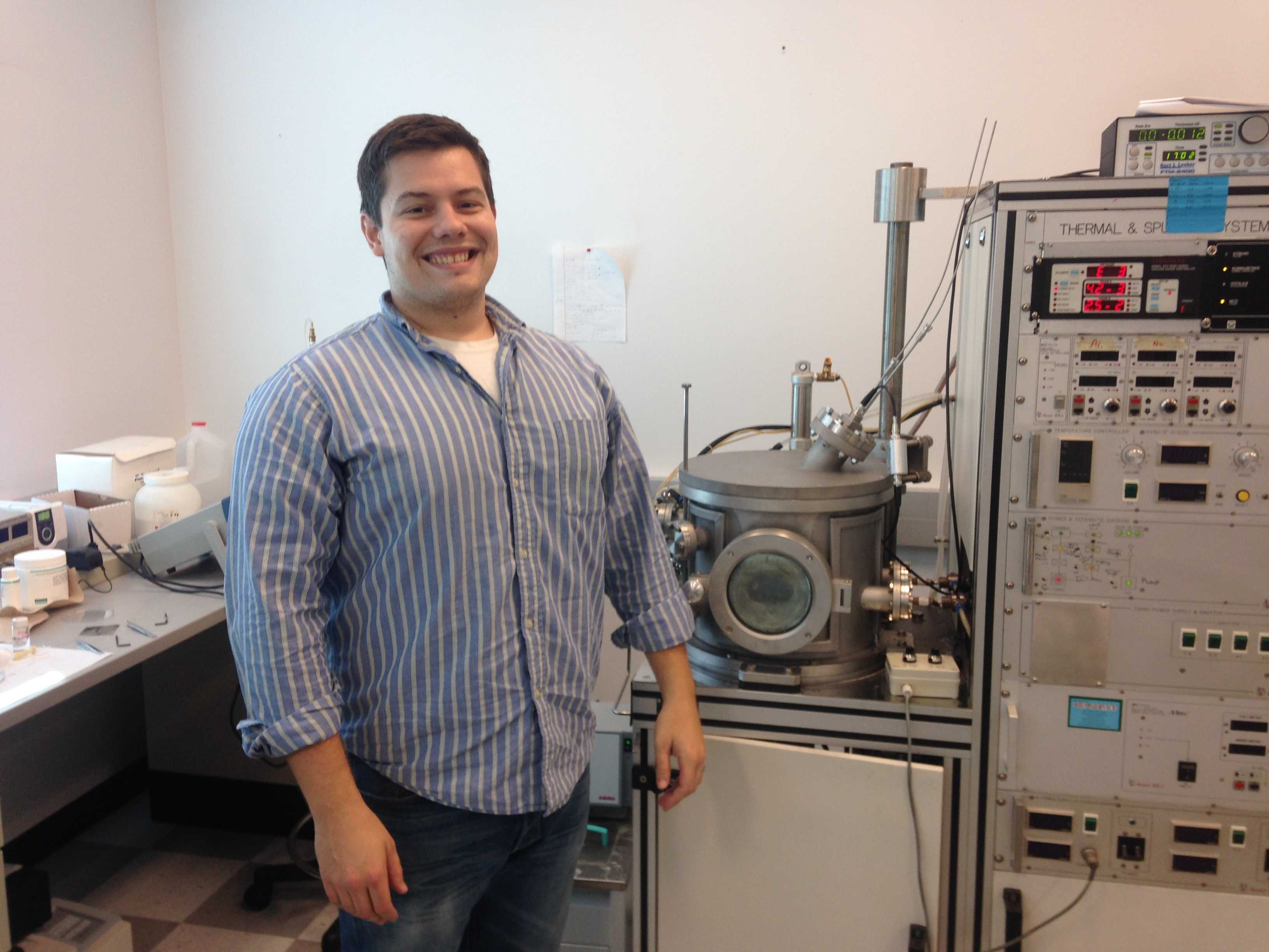 "A ""Meso"" Success: UNF assistant professor creates the first room-temperature metallic"