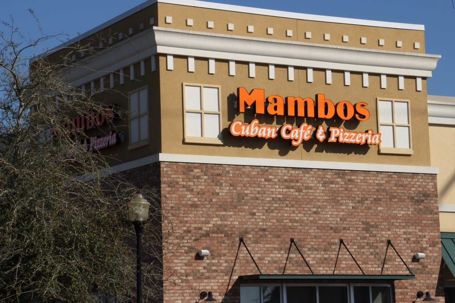 Mambo's was established in 2007. The family-owned and run cafe is currently the only Mambo's location.  Photo by Courtney Stringfellow.