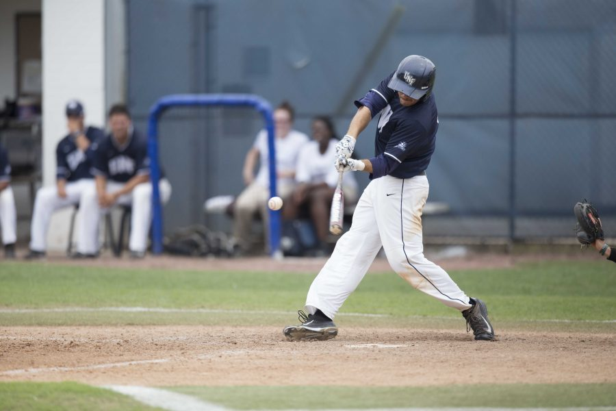 Late-inning heroics have become a nightly occurrence for the Ospreys.  Photo by Morgan Purvis
