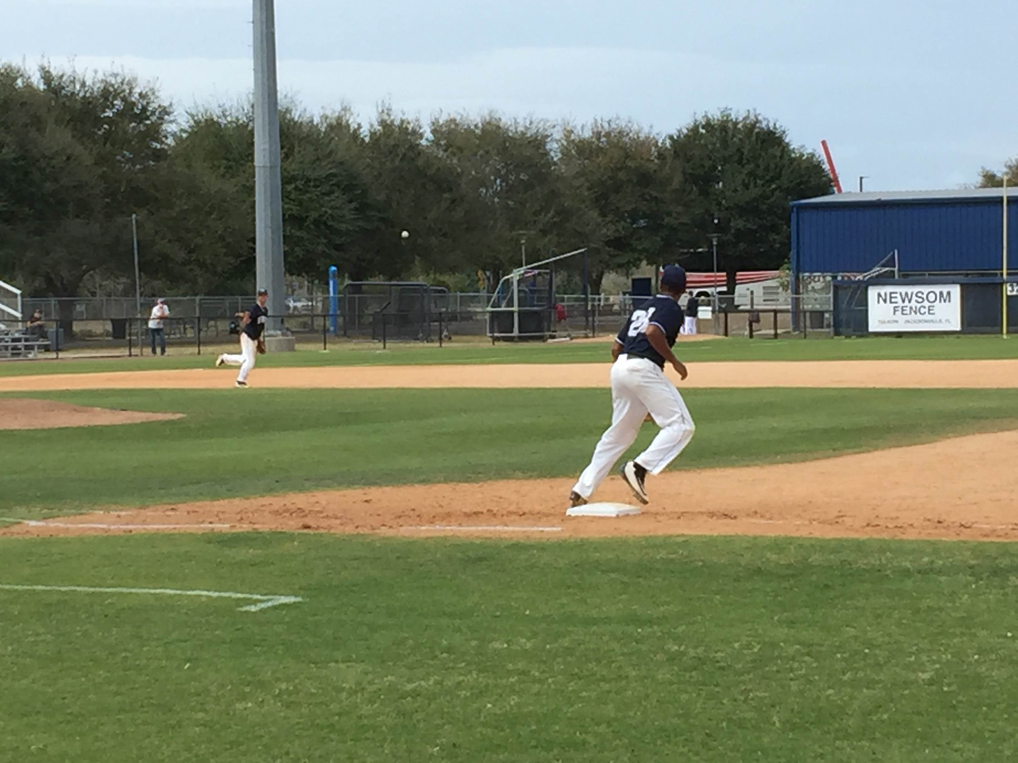 Ospreys sweep series, hit two walk-offs against UNC Wilmington