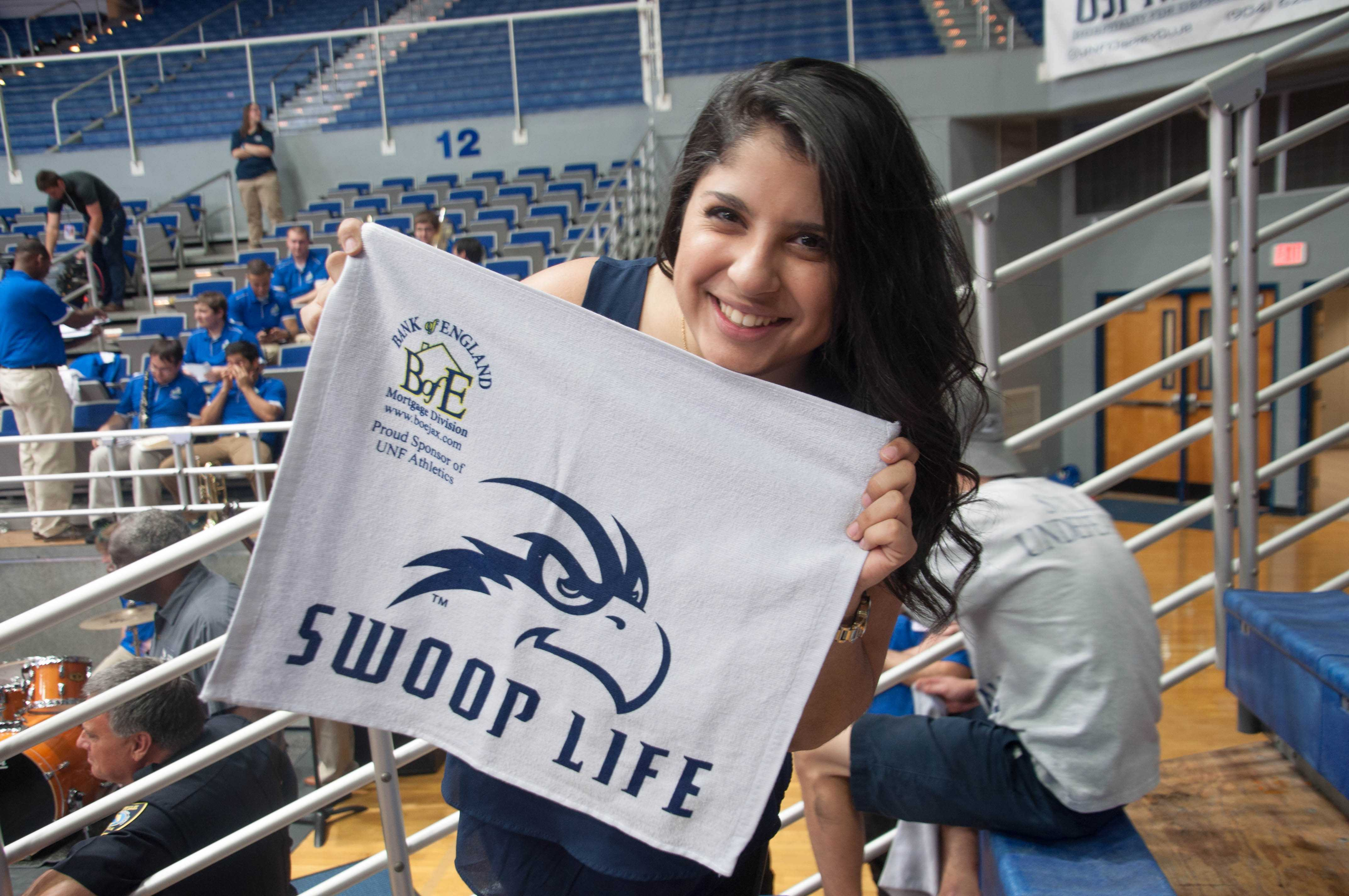People of UNF: Game Day Edition